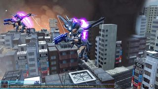 Earth Defense Force 4.1: Wingdiver The Shooter - screen - 2018-04-27 - 372036