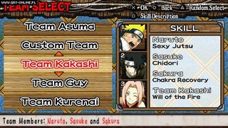 Naruto: Ultimate Ninja Heroes - screen - 2007-05-31 - 83648