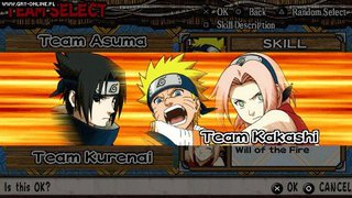 Naruto: Ultimate Ninja Heroes - screen - 2007-05-31 - 83649