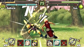 Naruto: Ultimate Ninja Heroes - screen - 2007-05-31 - 83651