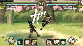 Naruto: Ultimate Ninja Heroes - screen - 2007-05-31 - 83655