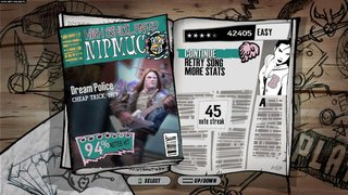 Guitar Hero: Aerosmith - screen - 2009-07-14 - 155296