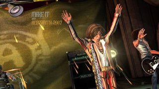 Guitar Hero: Aerosmith - screen - 2009-07-14 - 155299