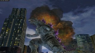 Godzilla: Unleashed - screen - 2007-05-31 - 83657