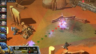 Warhammer 40,000: Squad Command - screen - 2007-11-23 - 91347