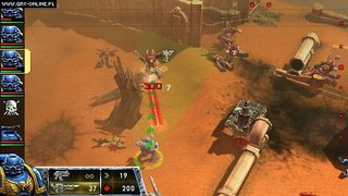 Warhammer 40,000: Squad Command - screen - 2007-11-23 - 91348