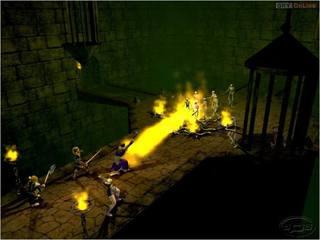 Dungeon Siege - screen - 2000-12-21 - 456