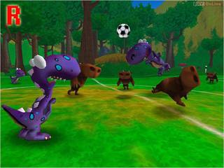 Pet Soccer - screen - 2002-01-31 - 9012