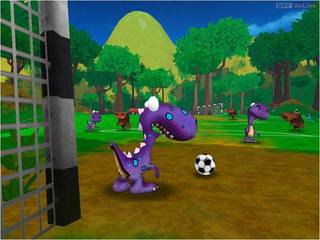 Pet Soccer - screen - 2002-01-31 - 9013