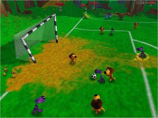 Pet Soccer - screen - 2002-01-31 - 9014
