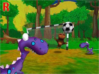 Pet Soccer - screen - 2002-01-31 - 9015