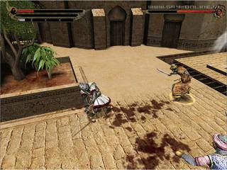 Knights of the Temple: Infernal Crusade - screen - 2004-03-01 - 23842