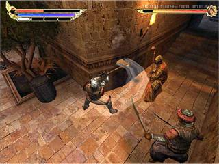 Knights of the Temple: Infernal Crusade - screen - 2004-03-01 - 23843