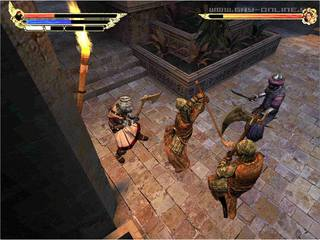 Knights of the Temple: Infernal Crusade - screen - 2004-03-01 - 23845