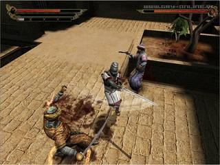 Knights of the Temple: Infernal Crusade - screen - 2004-03-01 - 23846