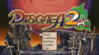 Disgaea 2 PC id = 337403