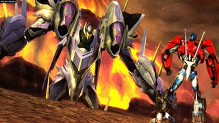 Transformers Prime: The Game - screen - 2012-09-14 - 246760