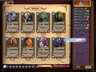 Hearthstone: Heroes of Warcraft - screen - 2013-03-27 - 258659