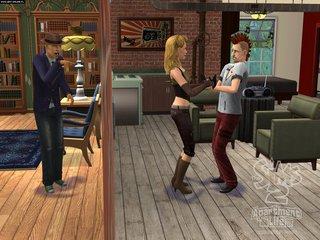 The Sims 2: Osiedlowe życie - screen - 2008-06-03 - 107091