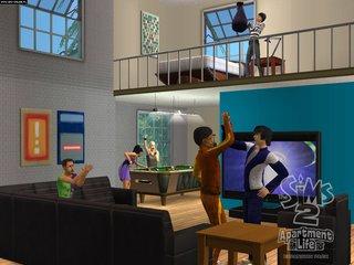 The Sims 2: Osiedlowe życie - screen - 2008-06-03 - 107092