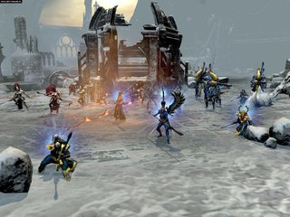 Warhammer 40,000: Dawn of War II - Retribution - screen - 2011-01-28 - 202143