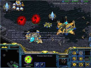 StarCraft: Brood War - screen - 2003-12-12 - 21165
