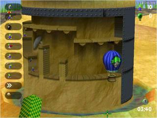 Lemingi: Rewolucja - screen - 2000-12-21 - 680