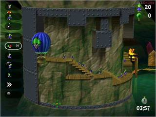 Lemingi: Rewolucja - screen - 2000-12-21 - 681