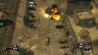 Zombie Driver HD - screen - 2009-10-21 - 168026
