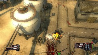 Zombie Driver HD - screen - 2009-10-21 - 168028