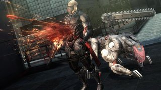 Metal Gear Rising: Revengeance id = 275157