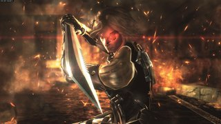 Metal Gear Rising: Revengeance id = 275163