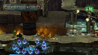 Defense Grid: The Awakening - screen - 2008-12-12 - 128117