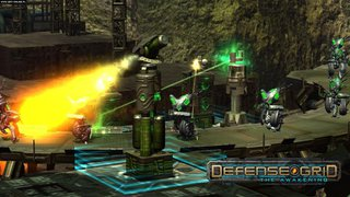 Defense Grid: The Awakening - screen - 2008-12-12 - 128118