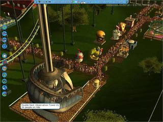 RollerCoaster Tycoon 3 - screen - 2004-09-22 - 33680
