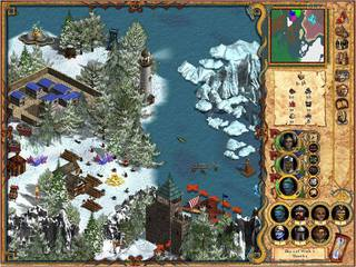 Heroes of Might and Magic IV - screen - 2001-05-07 - 3307