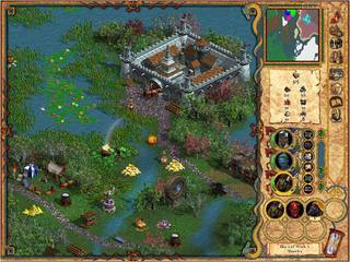 Heroes of Might and Magic IV - screen - 2001-05-07 - 3311