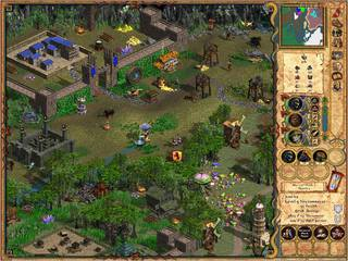 Heroes of Might and Magic IV - screen - 2001-05-07 - 3312