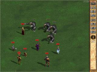 Heroes of Might and Magic IV - screen - 2001-05-07 - 3313