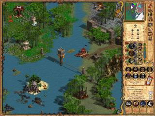 Heroes of Might and Magic IV - screen - 2001-05-07 - 3314