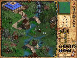 Heroes of Might and Magic IV - screen - 2001-05-07 - 3315