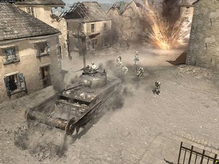 Company of Heroes: Kompania Braci - screen - 2006-07-13 - 69751