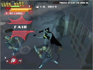 Batman: Rise of Sin Tzu - screen - 2004-12-07 - 58472