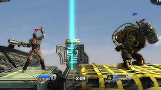 PlayStation All-Stars Battle Royale - screen - 2012-12-04 - 252863