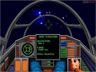 Wing Commander II: Vengeance of Kilrathi - screen - 2002-12-13 - 13087
