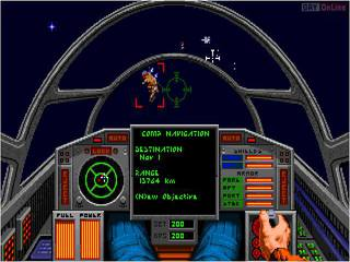 Wing Commander II: Vengeance of Kilrathi - screen - 2002-12-13 - 13089