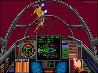 Wing Commander II: Vengeance of Kilrathi - screen - 2002-12-13 - 13090