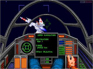 Wing Commander II: Vengeance of Kilrathi - screen - 2002-12-13 - 13091