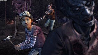 The Walking Dead: A Telltale Games Series - Season Two - screen - 2014-02-21 - 277612