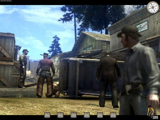 Call of Juarez - screen - 2006-06-22 - 68906